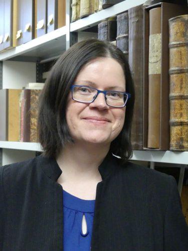 Dr. Sabine Klapp